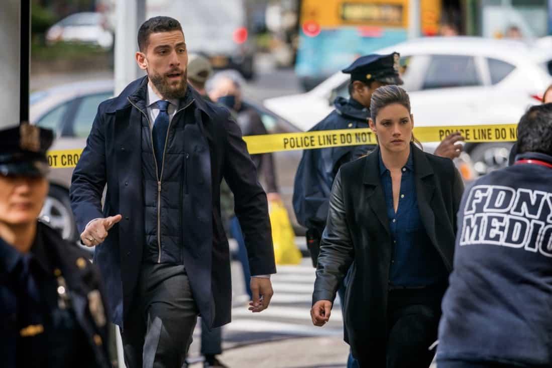FBI Season 3 Episode 14 Photos Trigger Effect