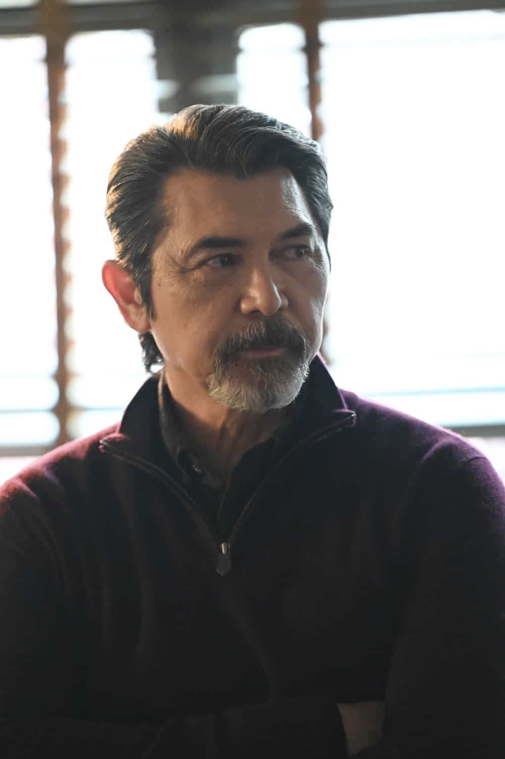 PRODIGAL SON Season 2 Episode 13 : Lou Diamond Phillips in the series finale ìThe Last Weekendî episode of PRODIGAL SON airing Tuesday, May 18 (9:01-10:00 PM ET/PT) on FOX. ©2021 Fox Media LLC Cr: Phil Caruso/FOX