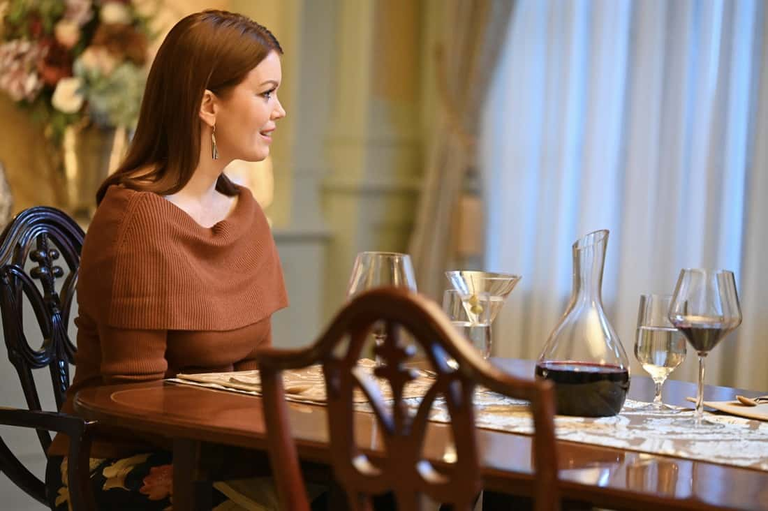 PRODIGAL SON Season 2 Episode 13 : Bellamy Young in the series finale The Last Weekend episode of PRODIGAL SON airing Tuesday, May 18 (9:01-10:00 PM ET/PT) on FOX. ©2021 Fox Media LLC Cr: Phil Caruso/FOX