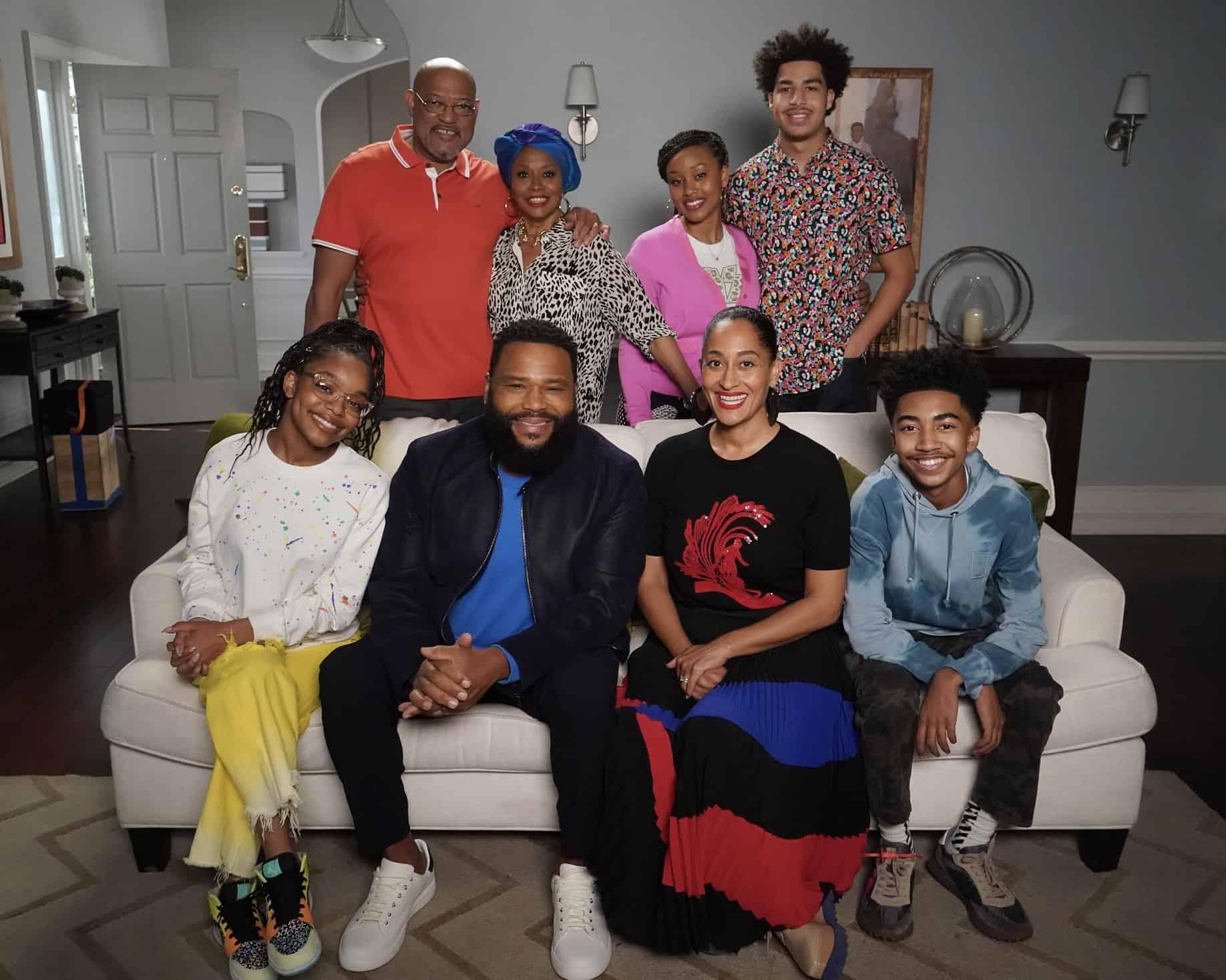 BLACK-ISH Season 7 Episode 21 Photos Urban Legend
