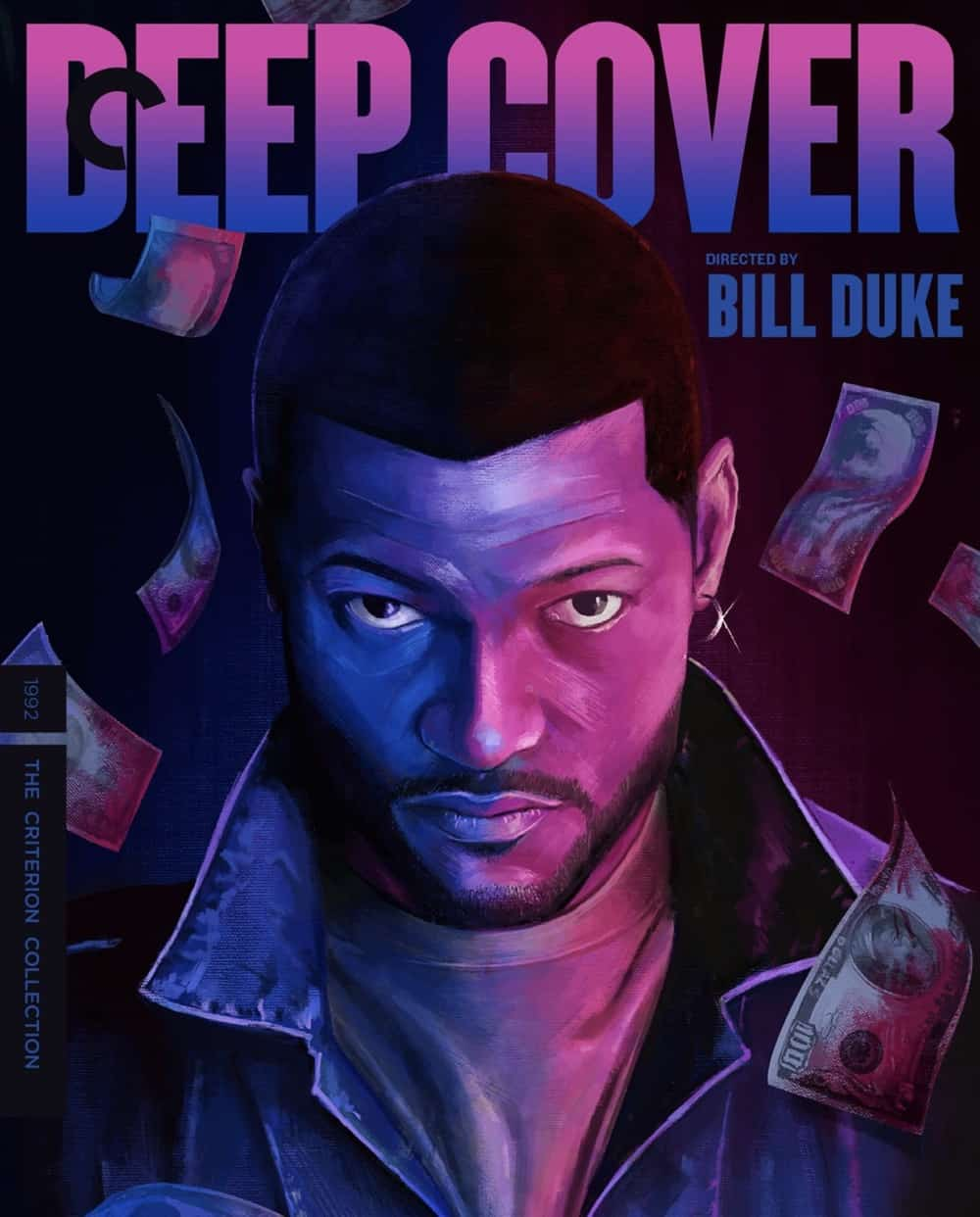 Deep Cover Criterion Bluray Cover