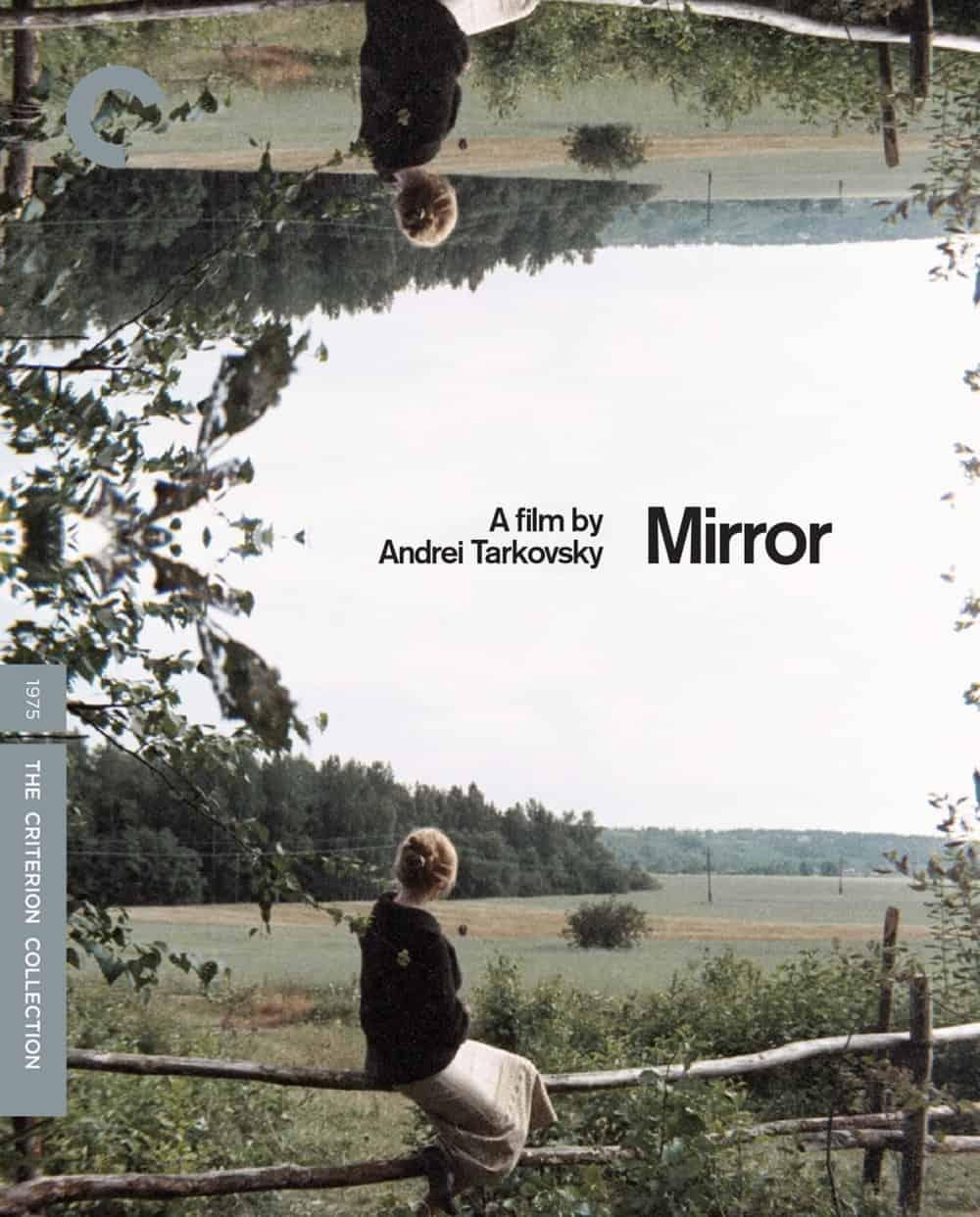 Mirror Criterion Bluray Cover
