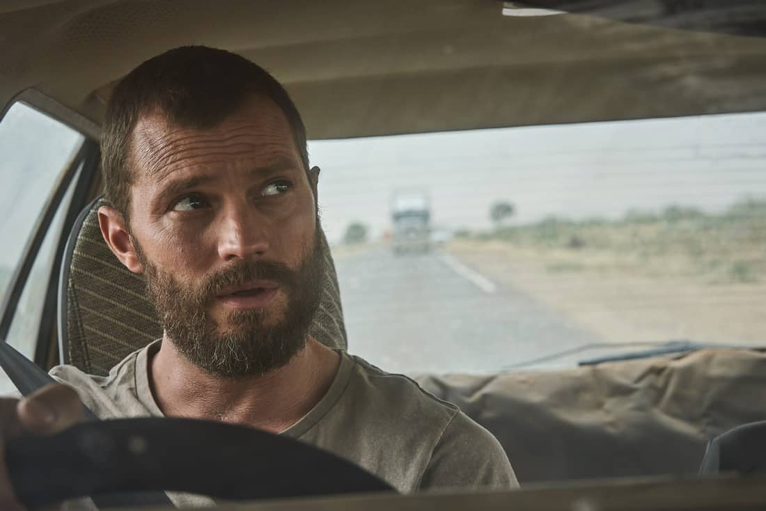Jamie Dornan The Tourist HBO Max Photograph by Ian Routledge/Two Brothers Pictures