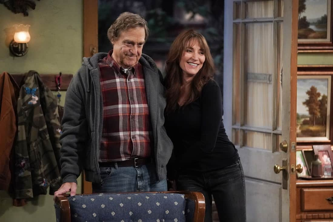 THE CONNERS Season 3 Episode 20 Photos Two Proposals, A Homecoming And A Bear