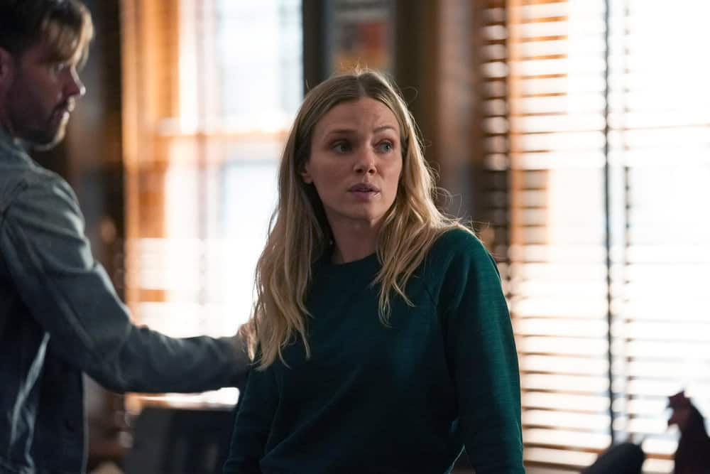 """CHICAGO PD Season 8 Episode 15 -- """"The Right Thing"""" Episode 815 -- Pictured: Tracy Spiridakos as Hailey -- (Photo by: Lori Allen/NBC)"""