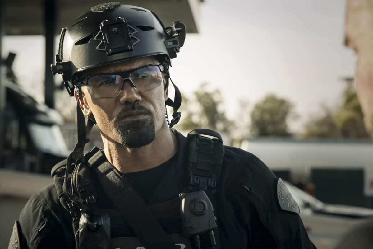 SWAT Season 4 Episode 17 Photos Whistleblower