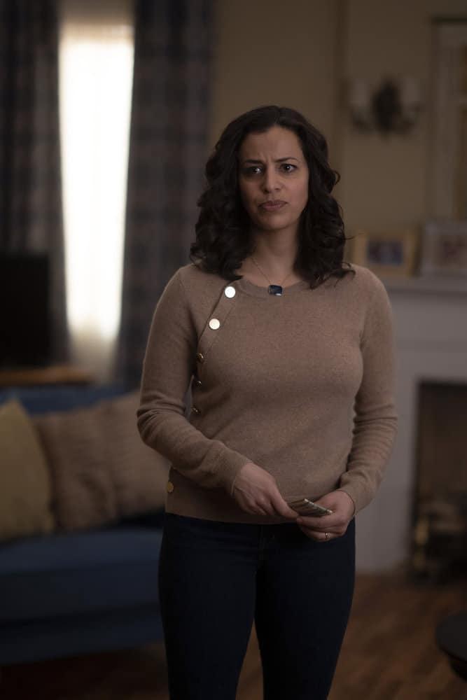 "MANIFEST Season 3 Episode 10 -- ""Compass Calibration"" Episode 310 -- Pictured: Athena Karkanis as Grace Stone -- (Photo by: Peter Kramer/NBC)"