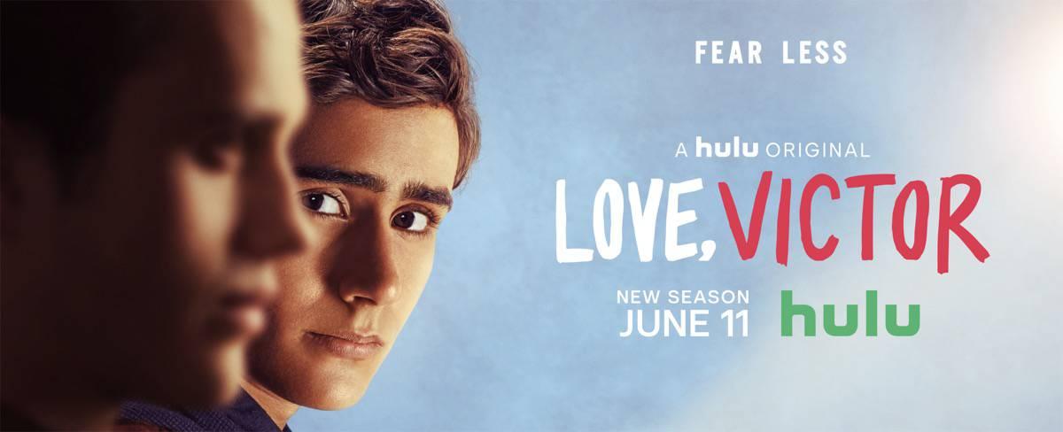 Love Victor Horizontal