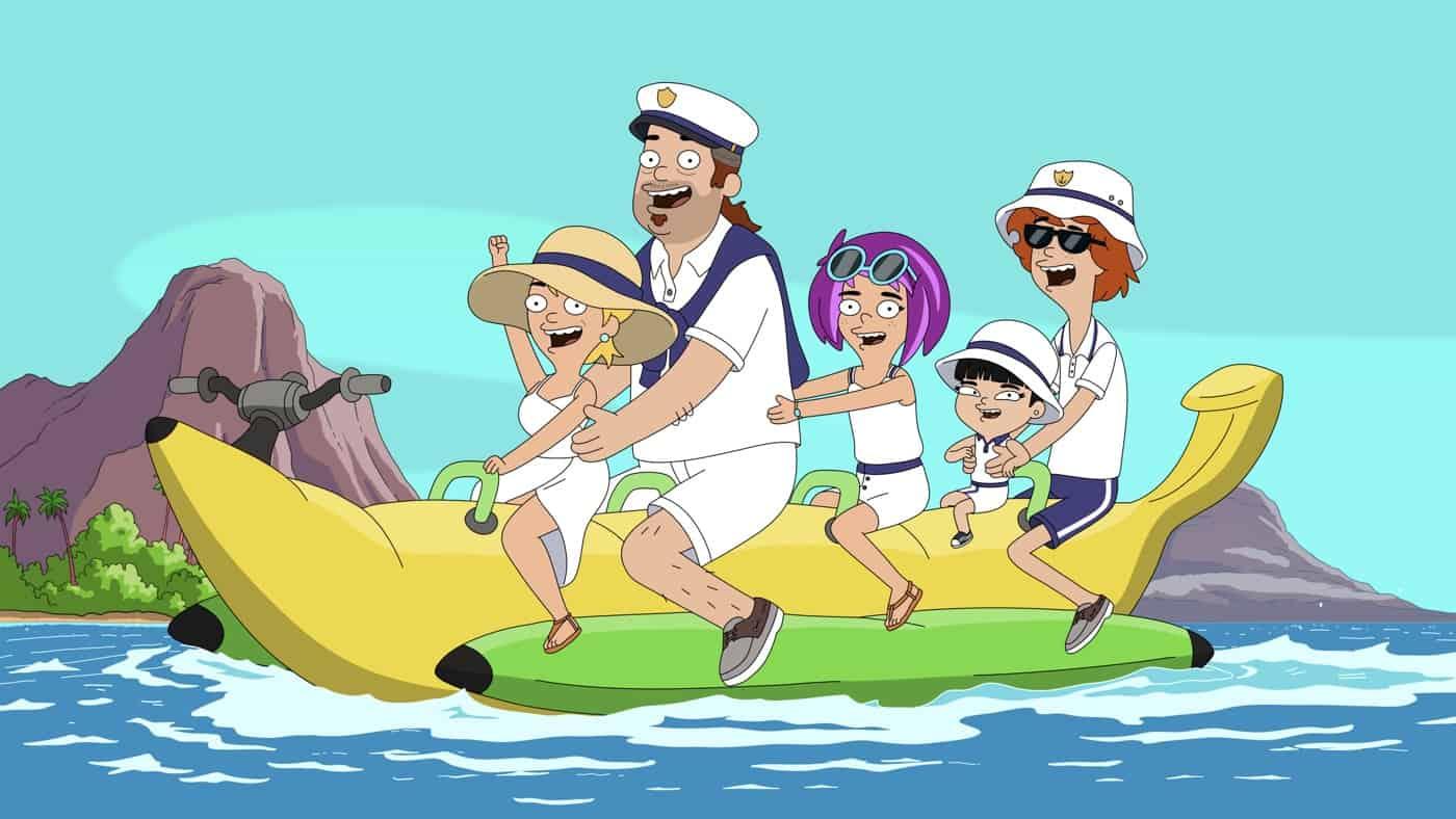 DUNCANVILLE Season 2 Episode 1 Photos Das Banana Boat