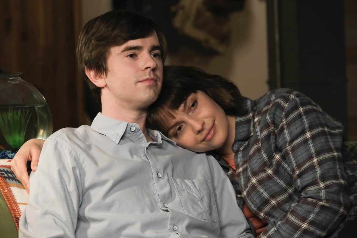 THE GOOD DOCTOR Season 4 Episode 18 Photos Forgive Or Forget