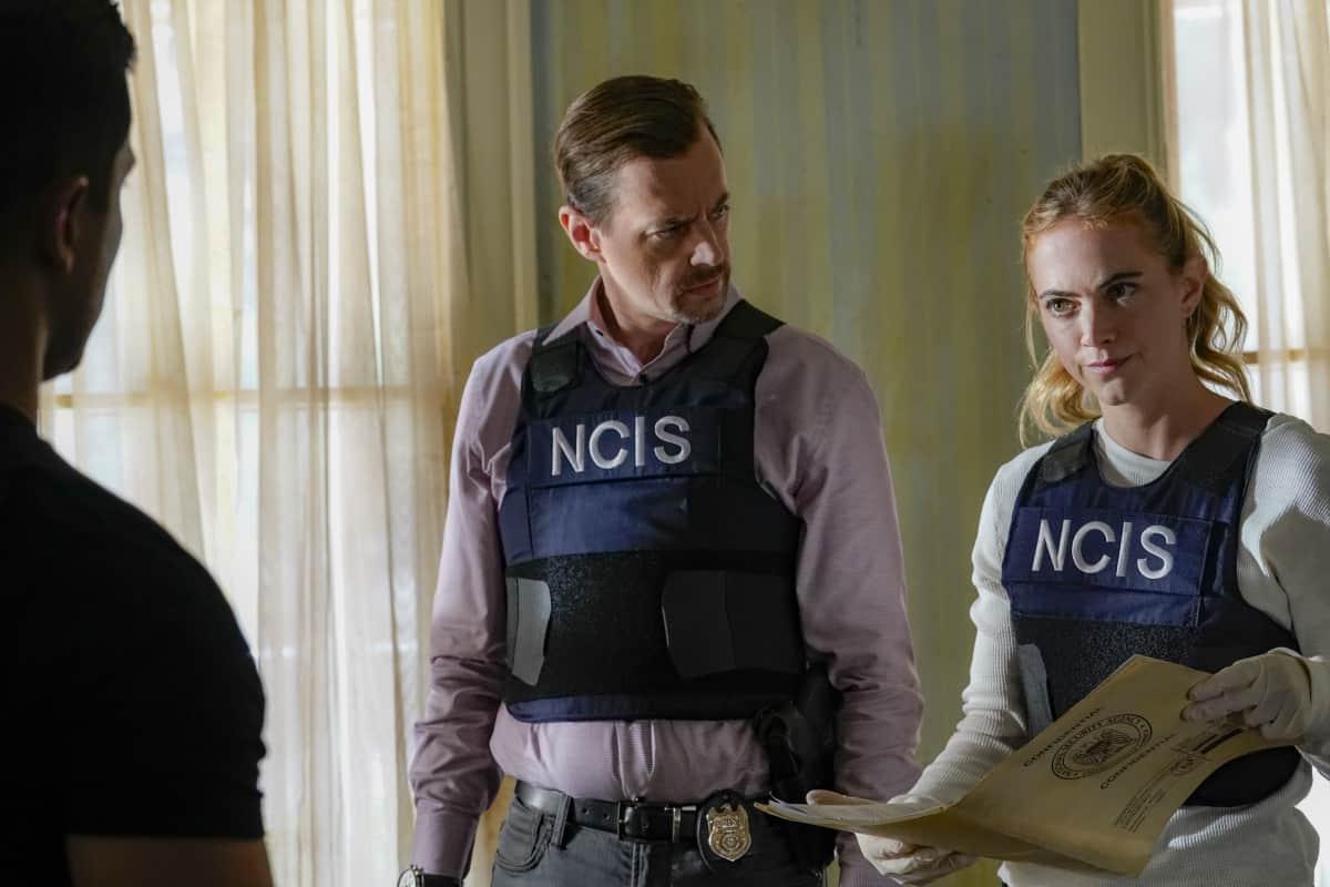 NCIS Season 18 Episode 16 Photos Rule 91