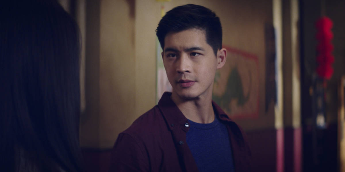 """KUNG FU Season 1 Episode 7 -- """"Guidance"""" -- Image Number: KF107a_0004r.jpg -- Pictured:  Eddie Liu as Henry Yan -- Photo: The CW -- © 2021 The CW Network, LLC. All Rights Reserved"""