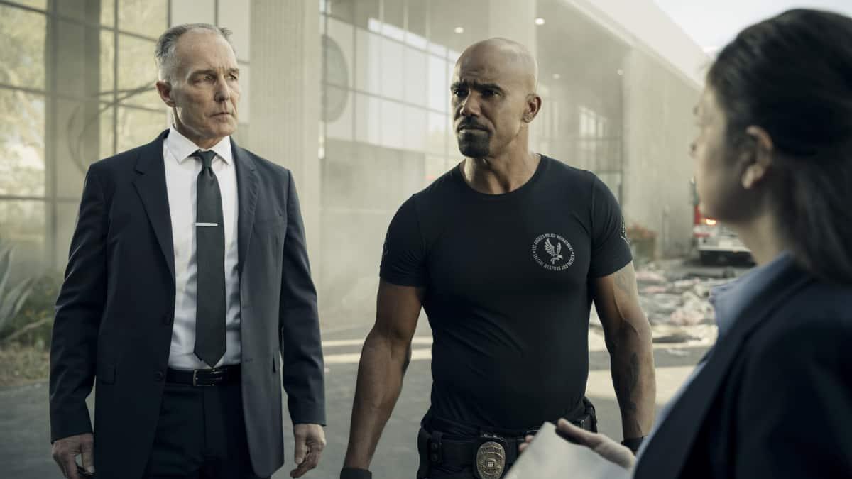 SWAT Season 4 Episode 18 Photos Veritas Vincit