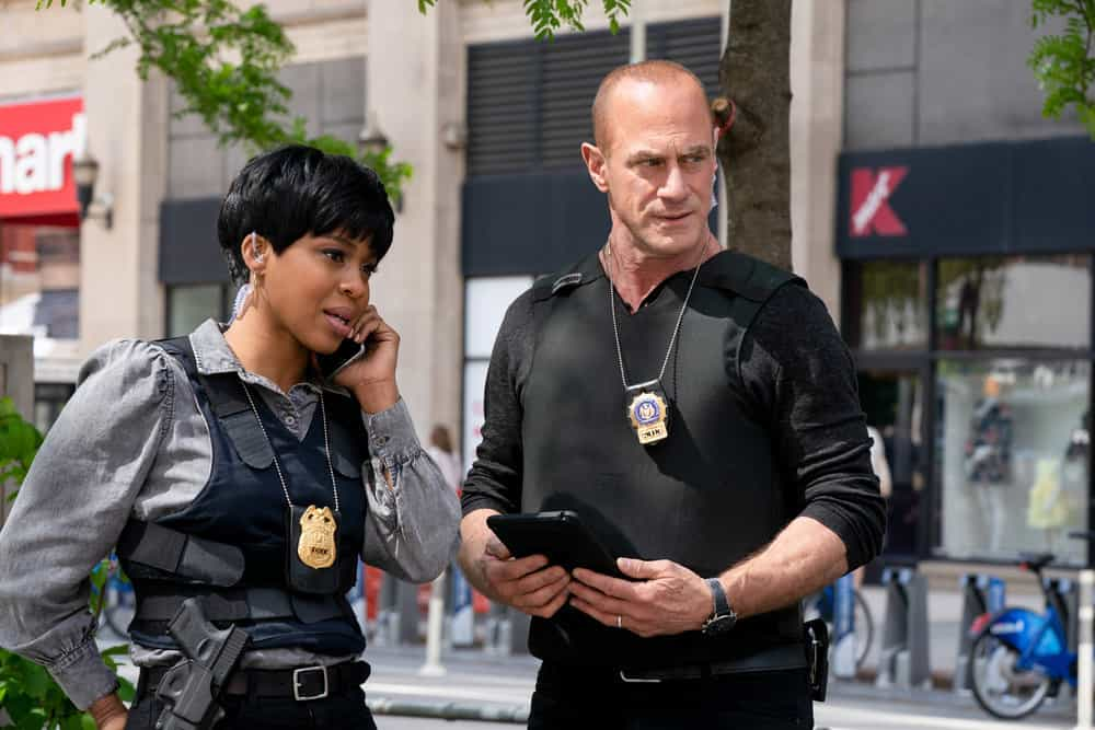 LAW AND ORDER ORGANIZED CRIME Season 1 Episode 7 Photos Everybody Takes A Beating Sometime