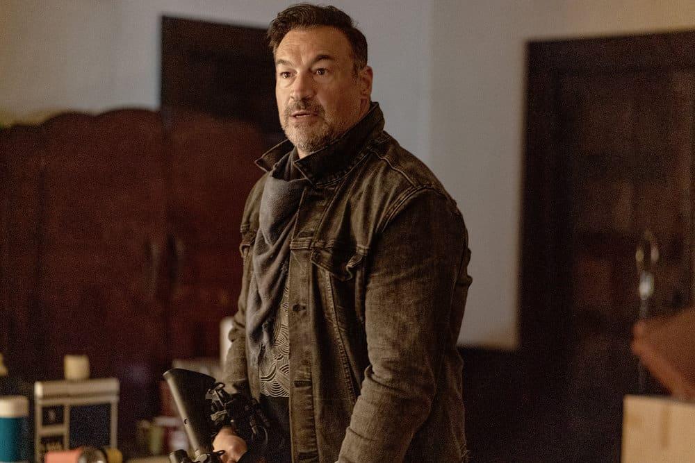 """VAN HELSING Season 5 Episode 7 -- """"Graveyard Smash"""" Episode 507 -- Pictured: Aleks Paunovic as Julius -- (Photo by: Daniel Power/Nomadic Pictures Inc./SYFY)"""