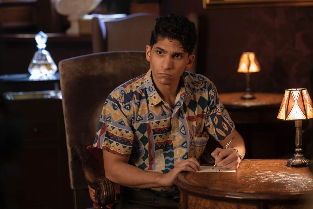 """POSE Season 3 Episode 6 -- """"Something Old, Something New"""" -- Season 3, Episode 6 (Airs May 30) Pictured: Angel Bismark Curiel as Lil Papi. CR: Eric Liebowitz/FX"""