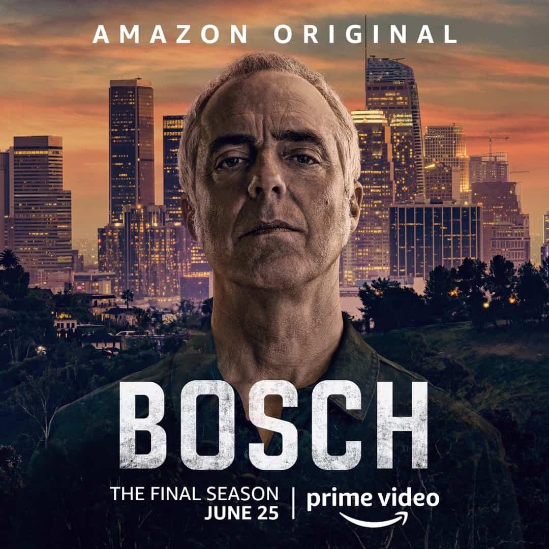 Bosch Season 7 Key Art Square