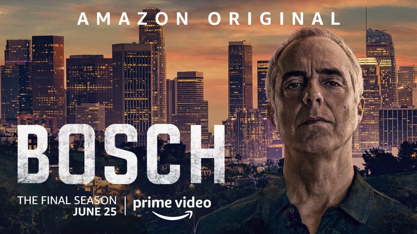 Bosch Season 7 Key Art Horizontal