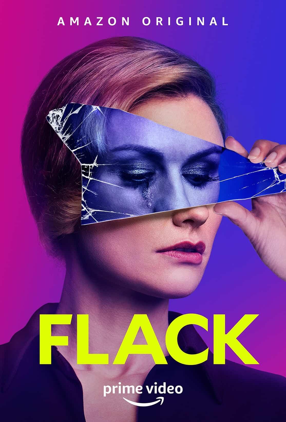 Flack Season 2 Poster Key Art
