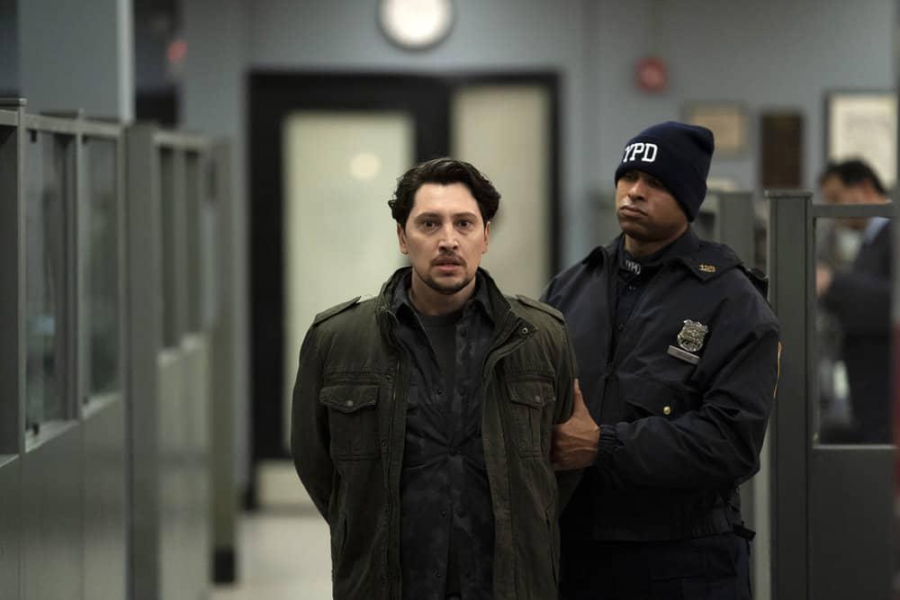 "MANIFEST Season 3 Episode 11 -- ""Duty Free"" Episode 311 -- Pictured: Ali Lopez-Sohaili as Eagan -- (Photo by: Peter Kramer/NBC)"