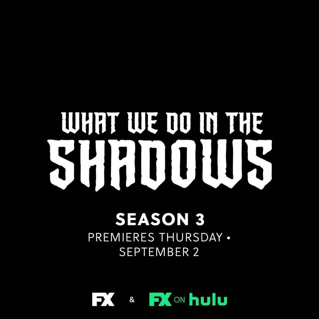 What We Do In The Shadows Season 3 Premiere Date