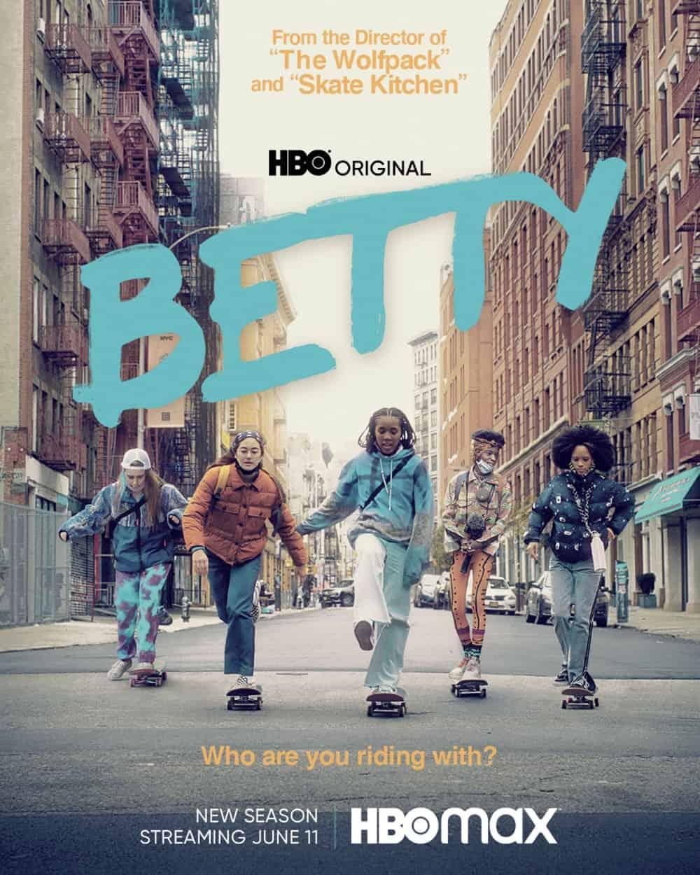 Betty Season 2 Poster Key Art HBO