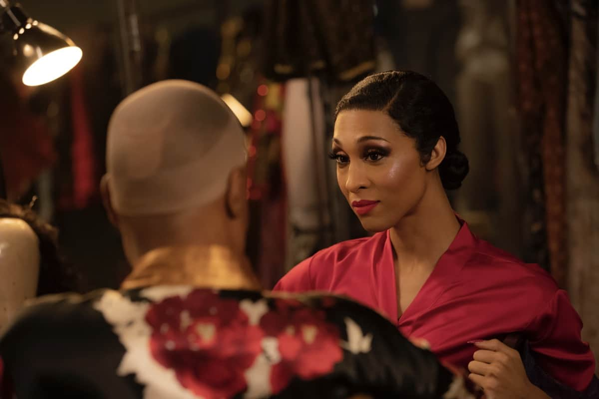 """POSE Season 3 Episode 7 -- """"Series Finale"""" -- Season 3, Episode 7 (Airs June 6) Pictured: Billy Porter as Pray Tell, Mj Rodriguez as Blanca. CR: Eric Liebowitz/FX"""