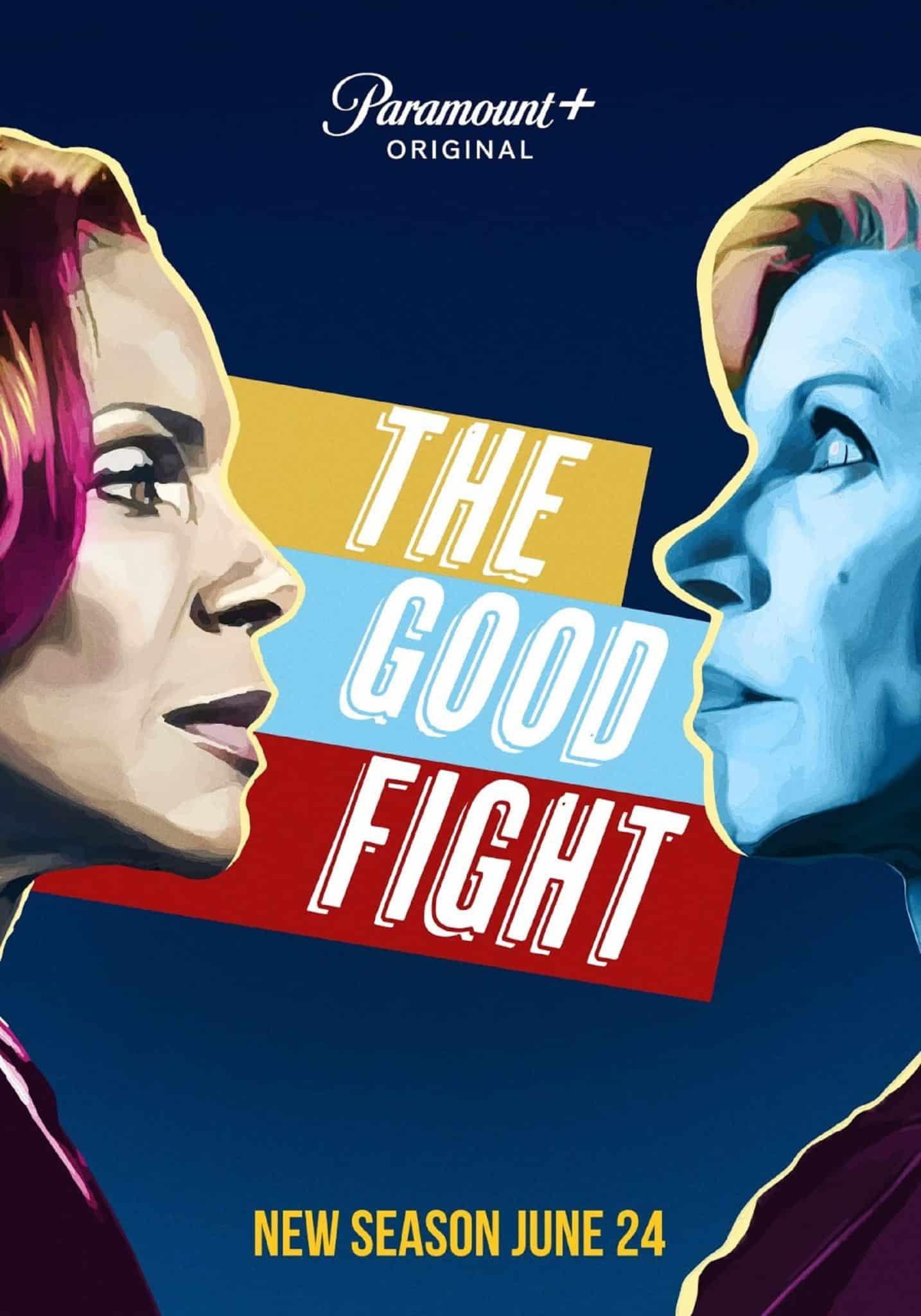 The Good Fight Season 5 Poster Key Art