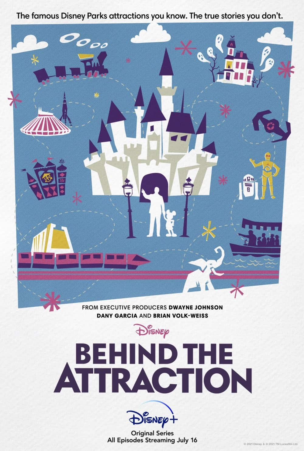 Behind The Attraction Disney+