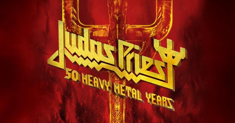 Judas Priest 50 Heavy Metal Years Tour