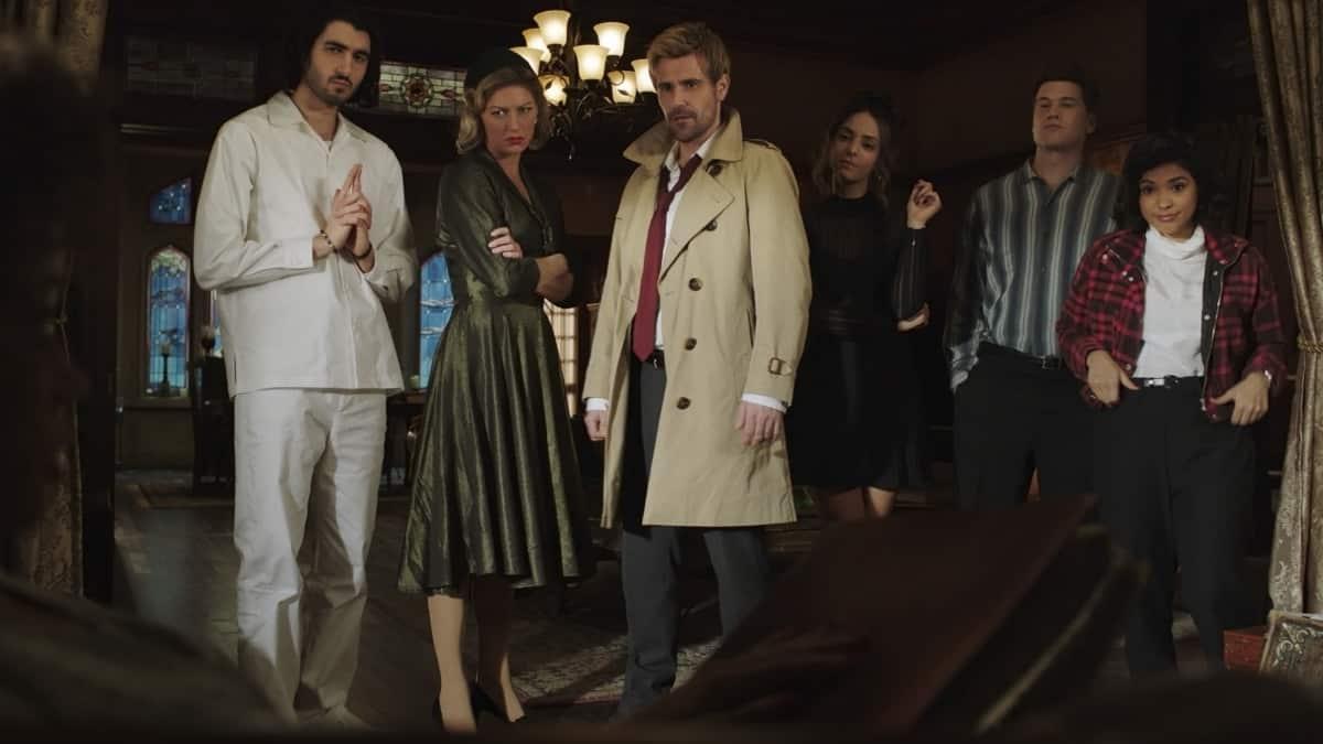 LEGENDS OF TOMORROW Season 6 Episode 6 Photos Bishop's Gambit