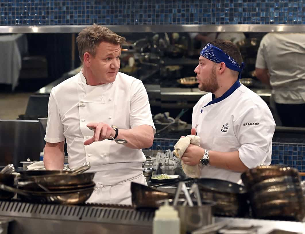 HELL'S KITCHEN Season 20 Episode 3 Photos Young Guns: Come Hell or High Water