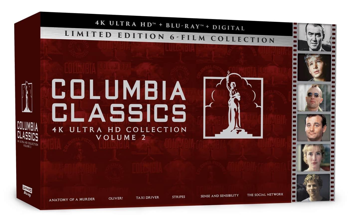 COLUMBIA CLASSICS v2 Packshot