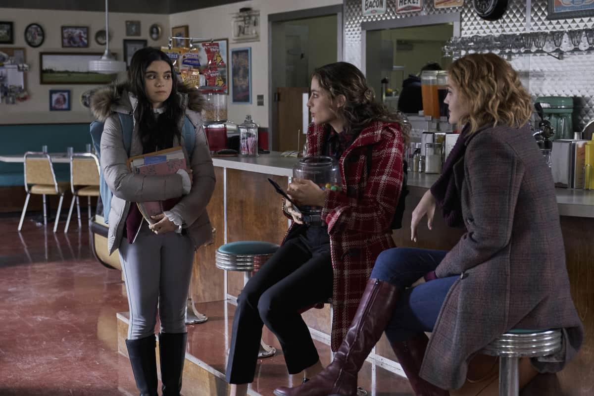 THE REPUBLIC OF SARAH Season 1 Episode 2 Photos Power