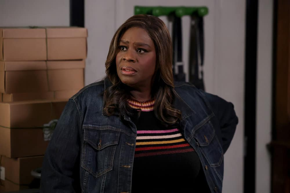 """GOOD GIRLS Season 4 Episode 10 -- """"Strong Hearts Strong Sales"""" Episode 410 -- Pictured: Retta as Ruby Hill -- (Photo by: Jordin Althaus/NBC)"""