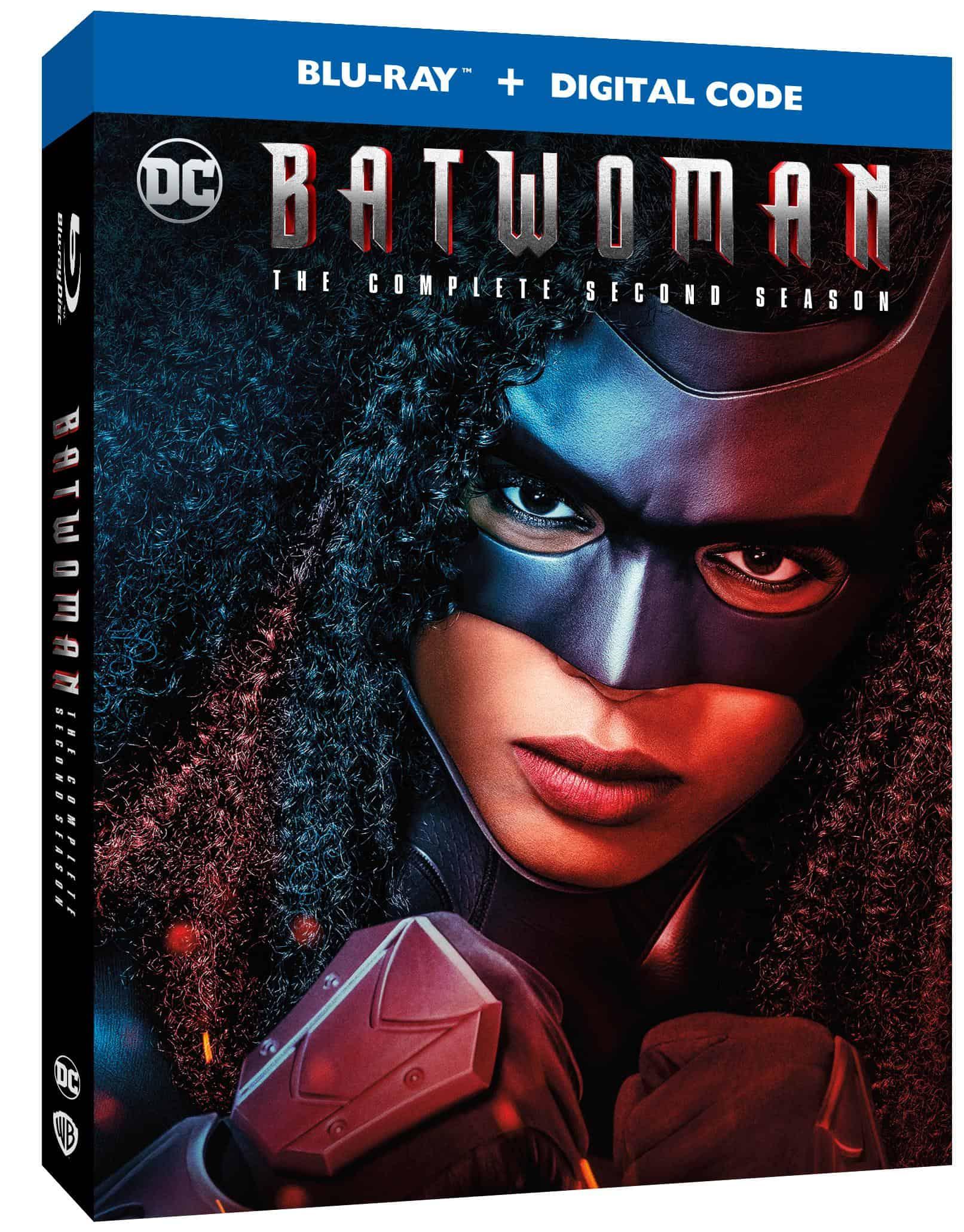 Batwoman S2 BD