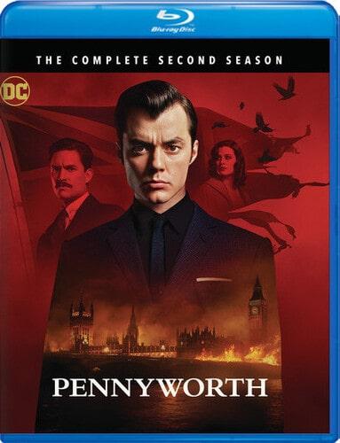 Pennyworth Season 2 Bluray Cover