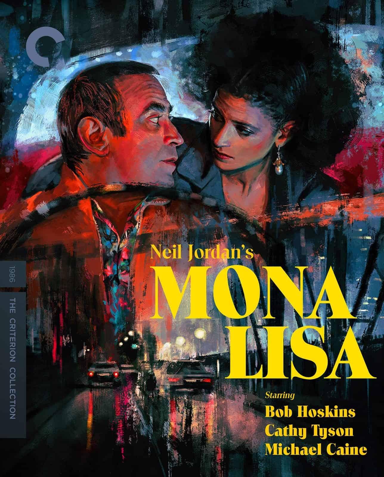 Mona Lisa Criterion Collection Bluray Cover
