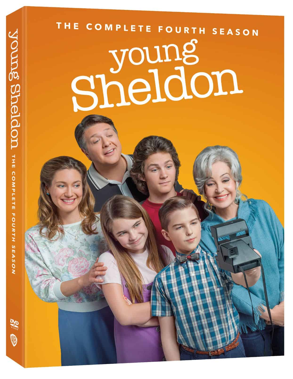 YOUNG SHELDON S4 3D
