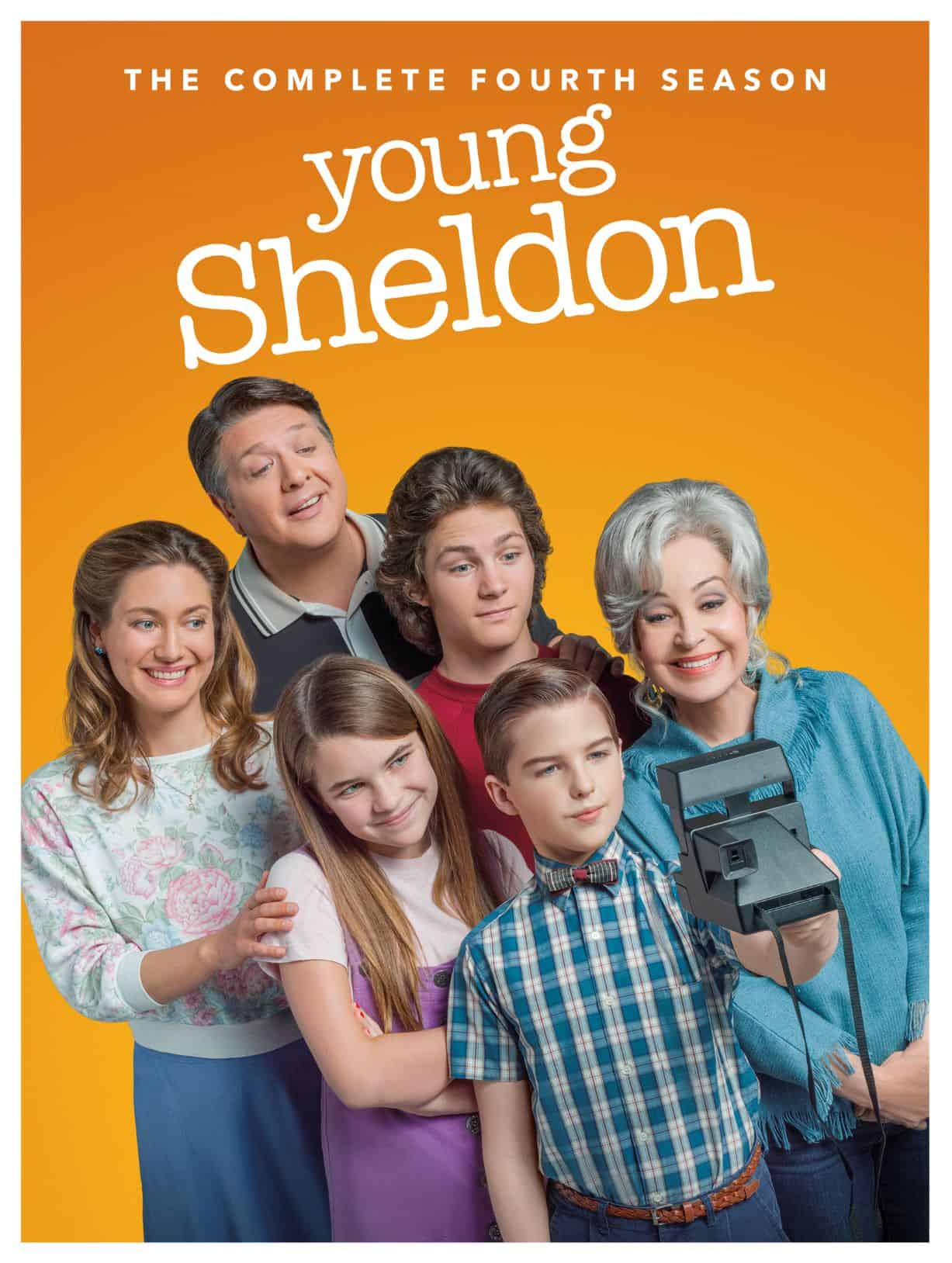 YOUNG SHELDON S4 2D