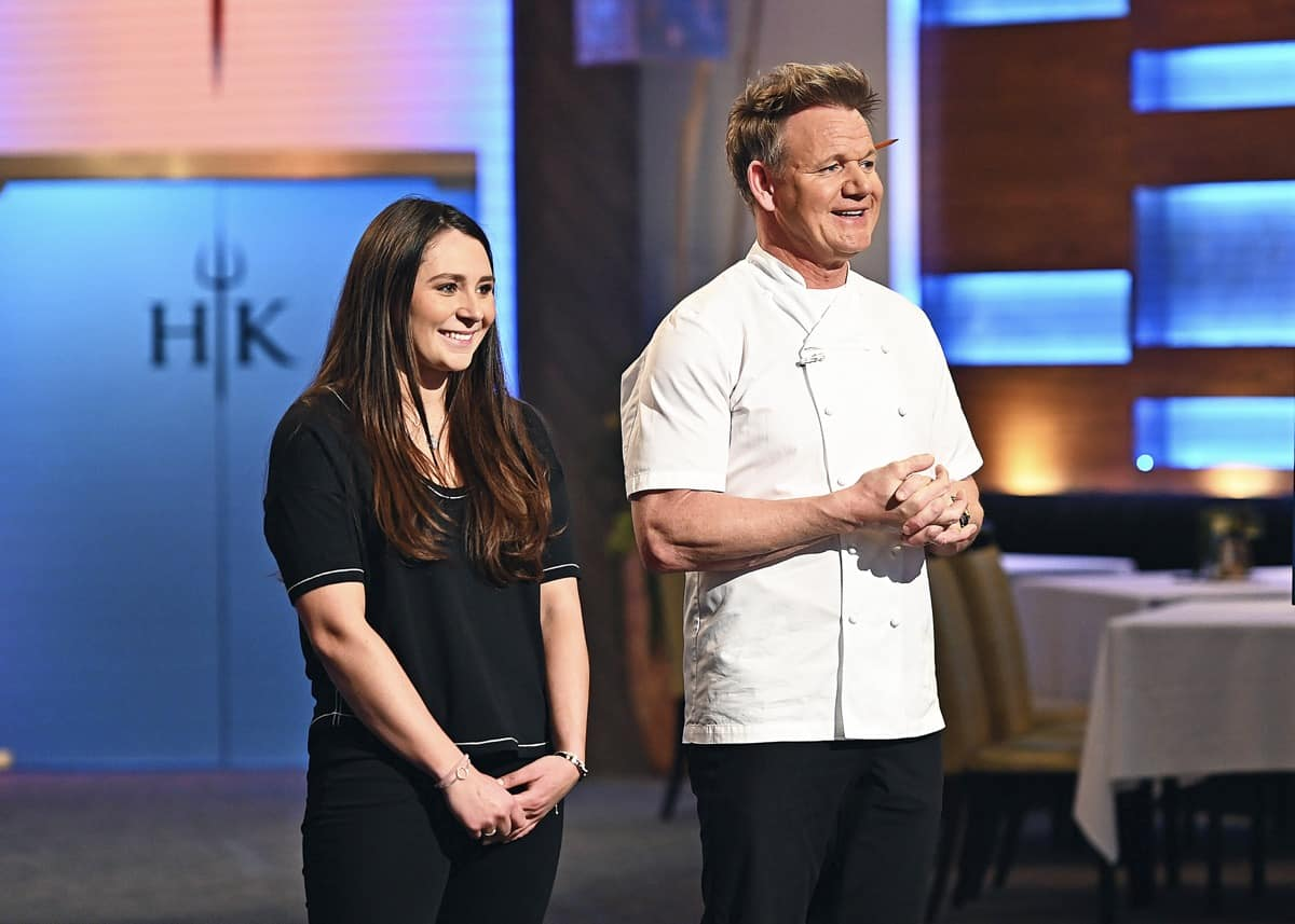 HELL'S KITCHEN Season 20 Episode 6 Photos Young Guns: A Ramsay Birthday In Hell