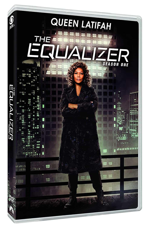 The Equalizer Season 1 DVD 2021 Queen Latifah