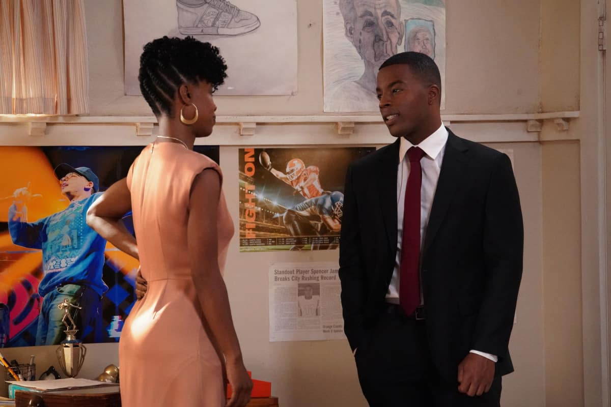 ALL AMERICAN Season 3 Episode 18 Photos Int'l Players Anthem (I Choose You)