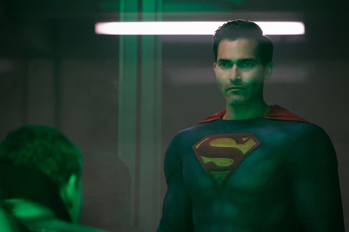 SUPERMAN AND LOIS Season 1 Episode 13 Photos Fail Safe