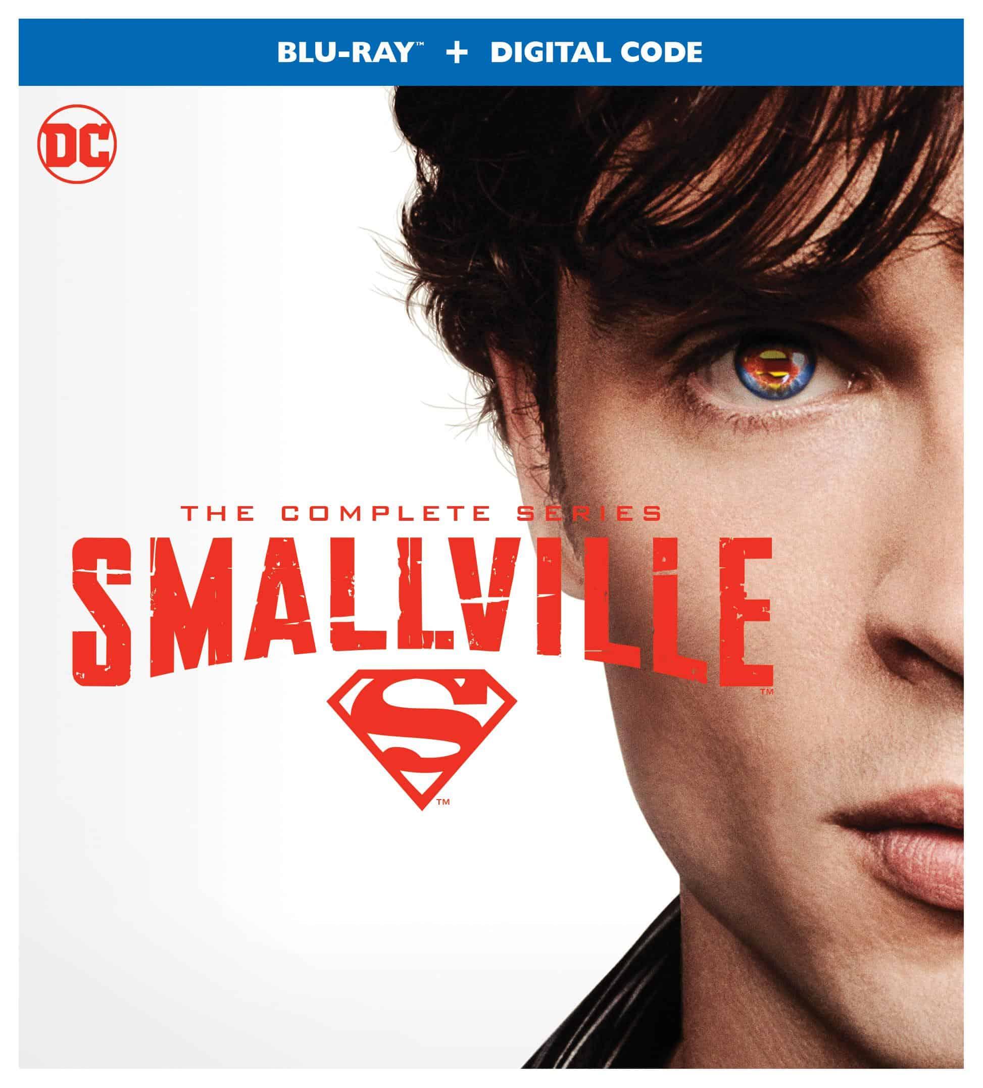 Smallville CS 20th Anniv BD