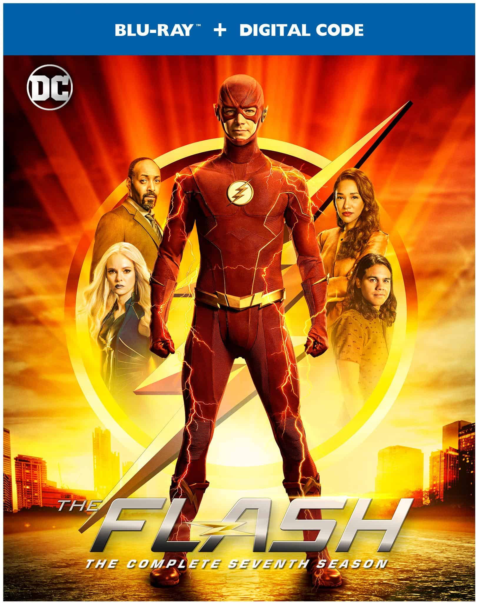 The Flash S7 BD