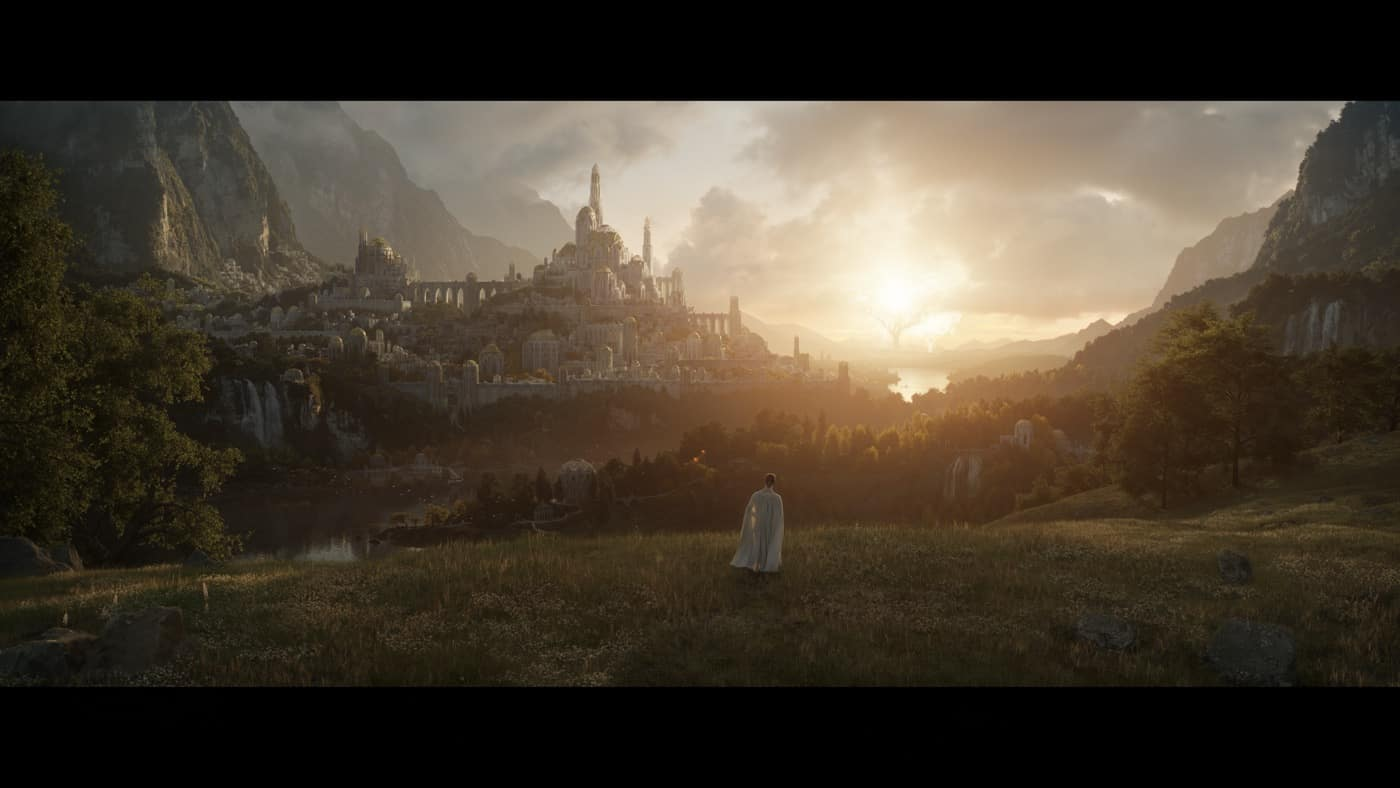 The Lord Of The Rings Amazon TV Series