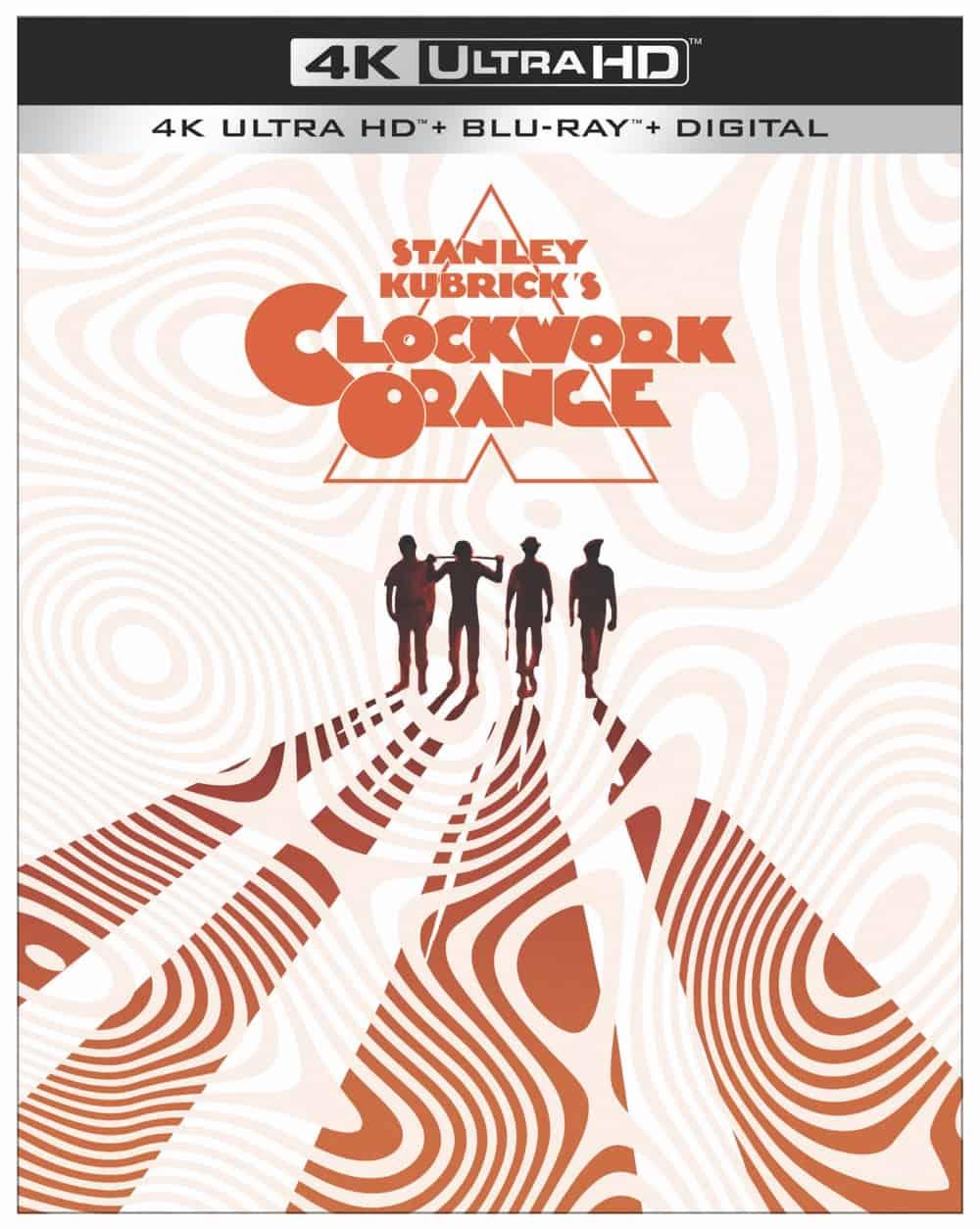 A Clockwork Orange 4K Cover