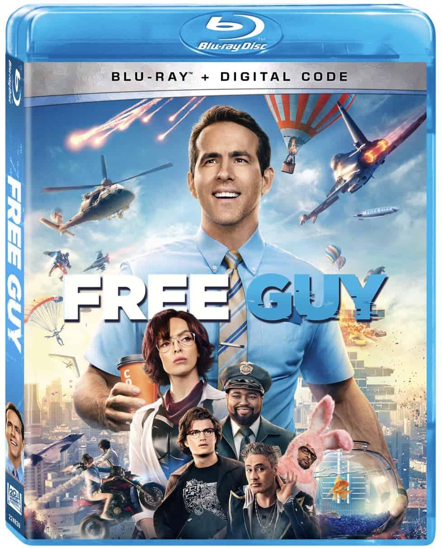 free guy digital blu ray dvd and 4k ultra hd FreeGuy Beauty Shot 6.75 BD DVD Digital US sm rgb