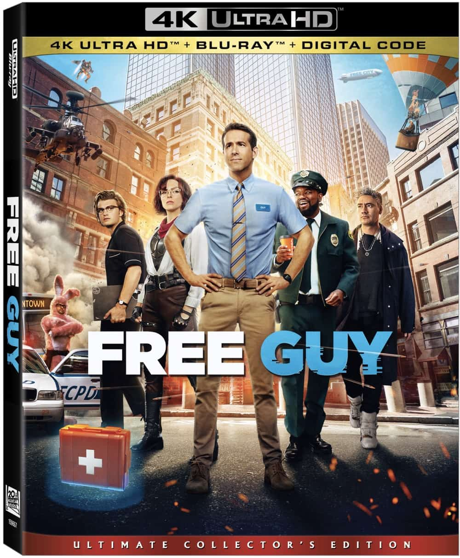 free guy digital blu ray dvd and 4k ultra hd FreeGuy Beauty Shot 6.75 UHD BD Digital US rgb